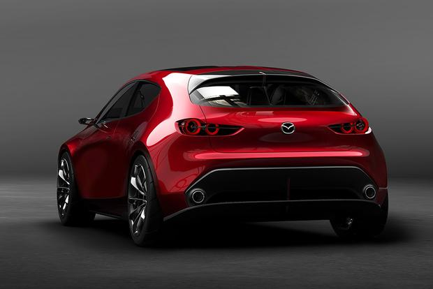 Mazda Vision Coupe Concept and Mazda Kai Concept: Tokyo Auto Show featured image large thumb4