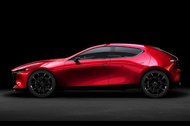 Mazda Vision Coupe Concept and Mazda Kai Concept: Tokyo Auto Show featured image large thumb5