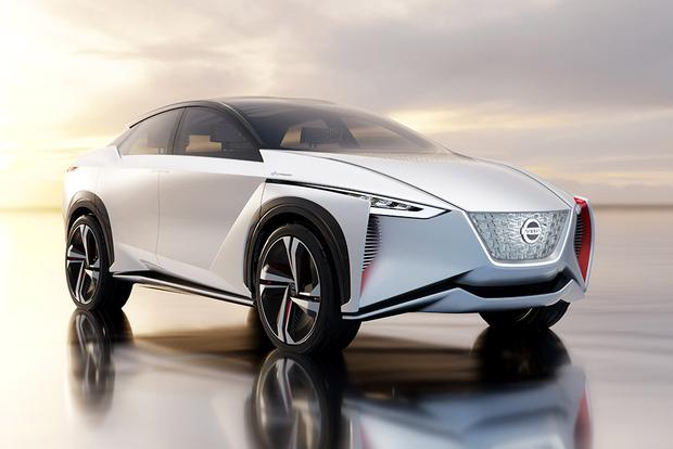 Nissan IMx Concept: Tokyo Auto Show featured image large thumb0
