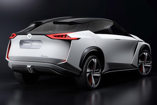 Nissan IMx Concept: Tokyo Auto Show featured image large thumb2