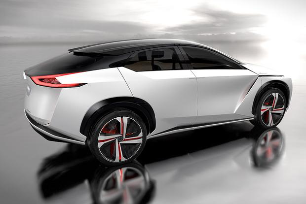 Nissan IMx Concept: Tokyo Auto Show featured image large thumb4