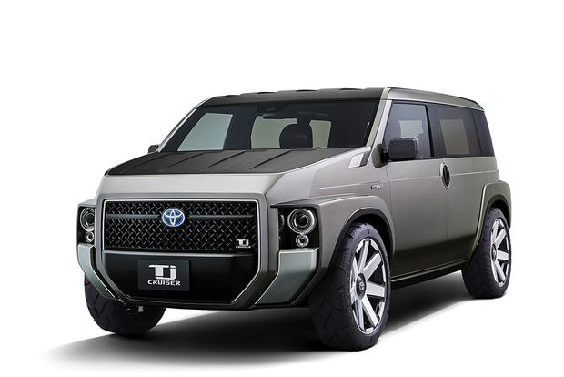 Toyota GR HV Sports Concept Plus TJ Cruiser and Fine-Comfort Ride Concepts: Tokyo Auto Show featured image large thumb2