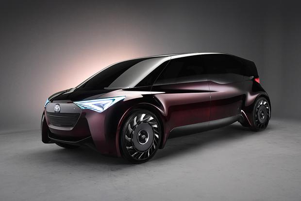 Toyota GR HV Sports Concept Plus TJ Cruiser and Fine-Comfort Ride Concepts: Tokyo Auto Show featured image large thumb4