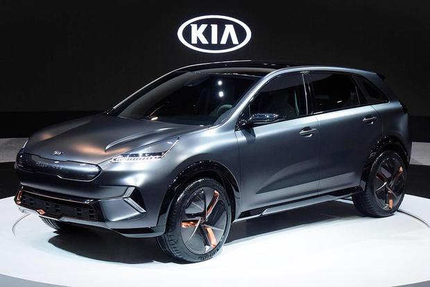 Kia Niro EV Concept: Consumer Electronics Show featured image large thumb1