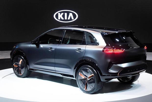 Kia Niro EV Concept: Consumer Electronics Show featured image large thumb2