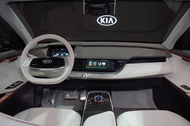 Kia Niro EV Concept: Consumer Electronics Show featured image large thumb3