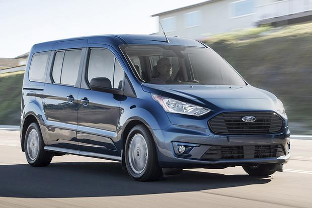 2019 Ford Transit Connect Wagon: Chicago Auto Show featured image large thumb0