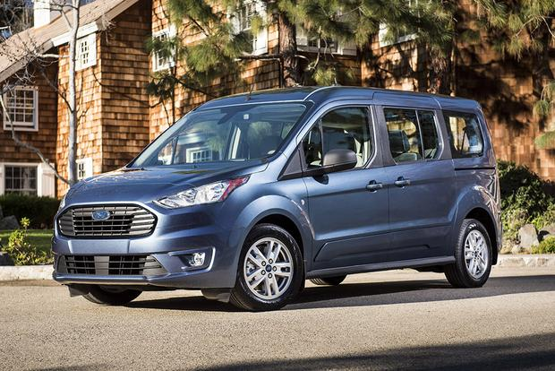 2019 Ford Transit Connect Wagon: Chicago Auto Show featured image large thumb3