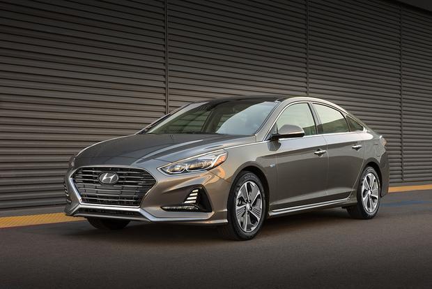 2019 Hyundai Sonata Hybrid And Plug In Hybrid Chicago Auto Show