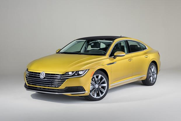 2019 Volkswagen Arteon: Chicago Auto Show featured image large thumb0