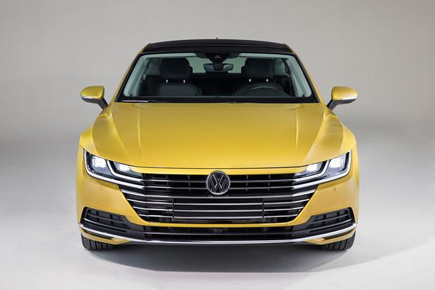 2019 Volkswagen Arteon: Chicago Auto Show featured image large thumb1