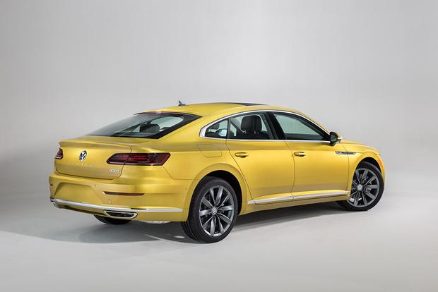 2019 Volkswagen Arteon: Chicago Auto Show featured image large thumb3