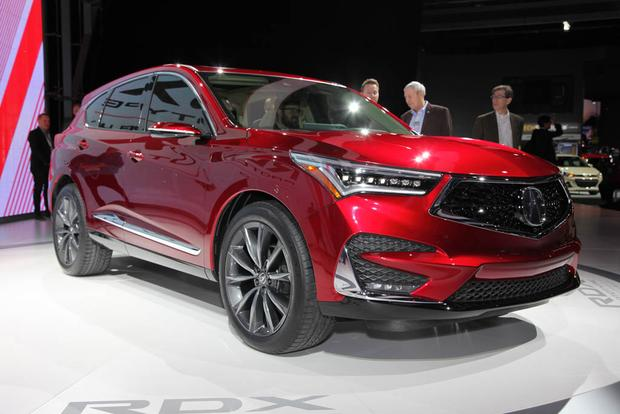 2019 Acura RDX: Detroit Auto Show featured image large thumb0