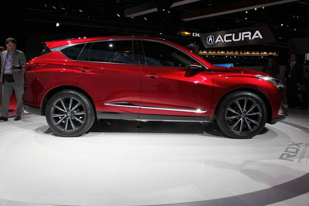 2019 Acura RDX: Detroit Auto Show featured image large thumb1