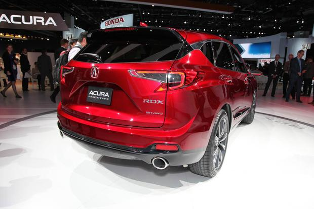 2019 Acura RDX: Detroit Auto Show featured image large thumb2