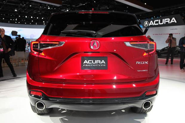 2019 Acura RDX: Detroit Auto Show featured image large thumb3