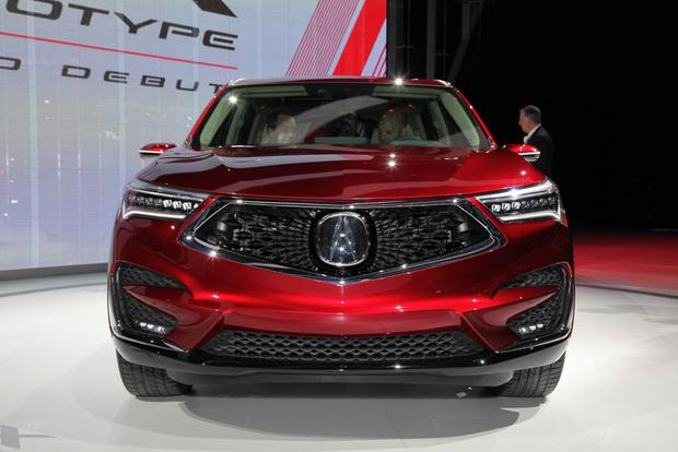 2019 Acura RDX: Detroit Auto Show featured image large thumb4