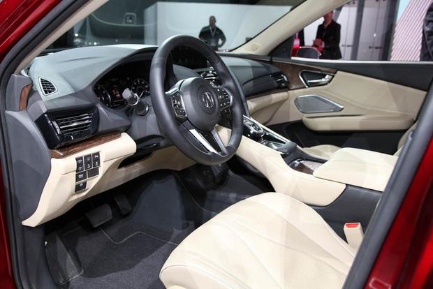 2019 Acura RDX: Detroit Auto Show featured image large thumb5