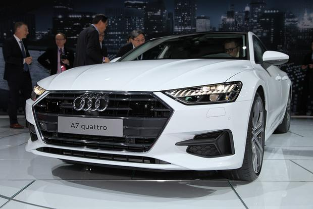 2019 Audi A7: Detroit Auto Show featured image large thumb0