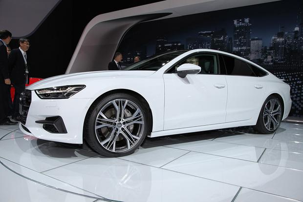 2019 Audi A7: Detroit Auto Show featured image large thumb1