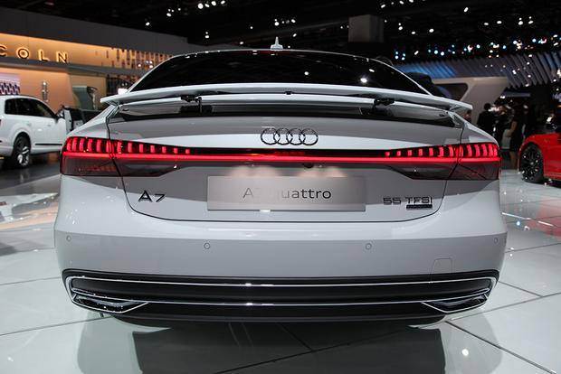 2019 Audi A7: Detroit Auto Show featured image large thumb2