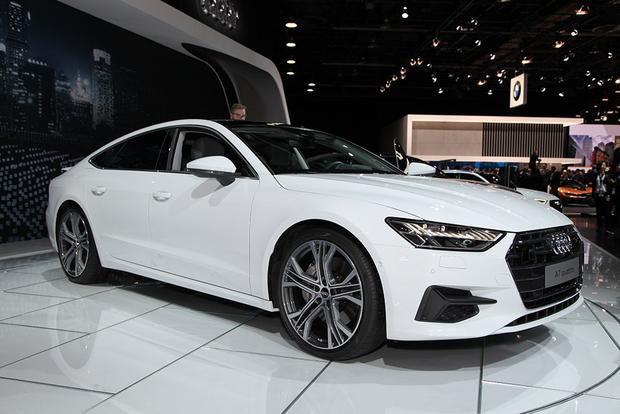 2019 Audi A7: Detroit Auto Show featured image large thumb4