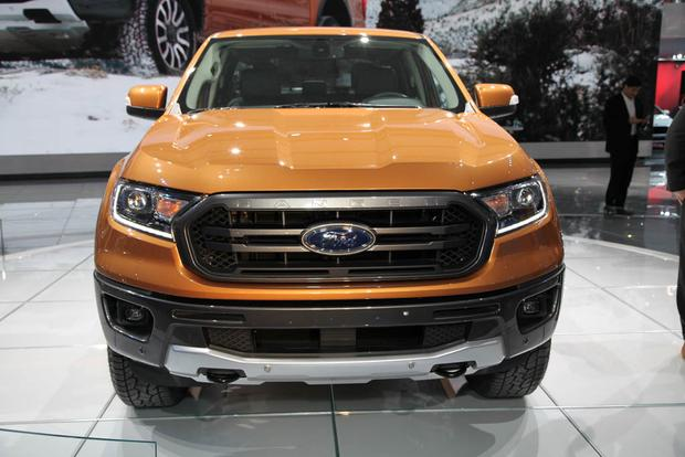 2019 Ford Ranger: Detroit Auto Show featured image large thumb0