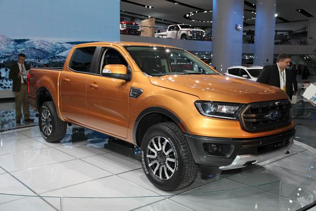 2019 Ford Ranger: Detroit Auto Show featured image large thumb1
