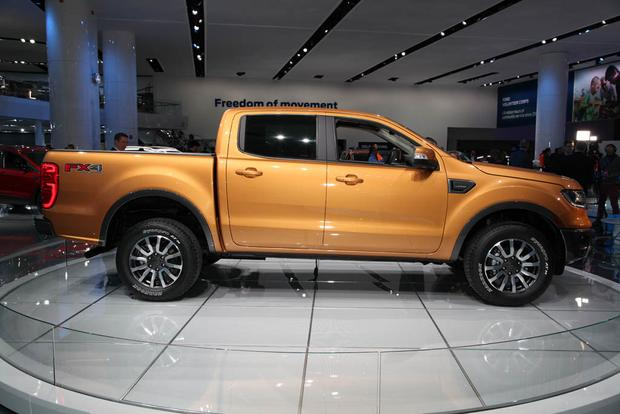 2019 Ford Ranger: Detroit Auto Show featured image large thumb2