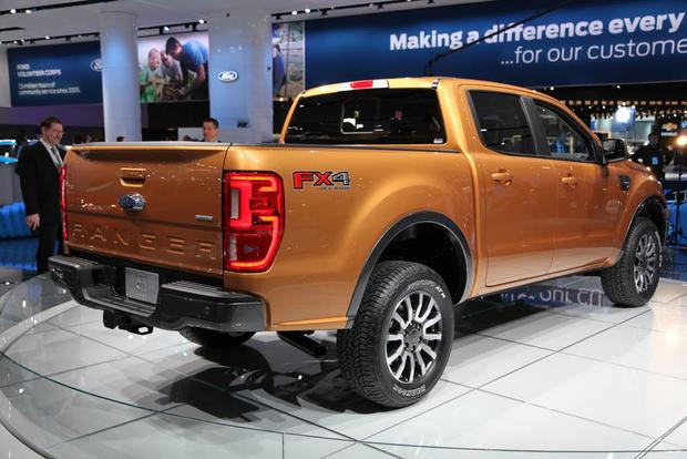 2019 Ford Ranger: Detroit Auto Show featured image large thumb3