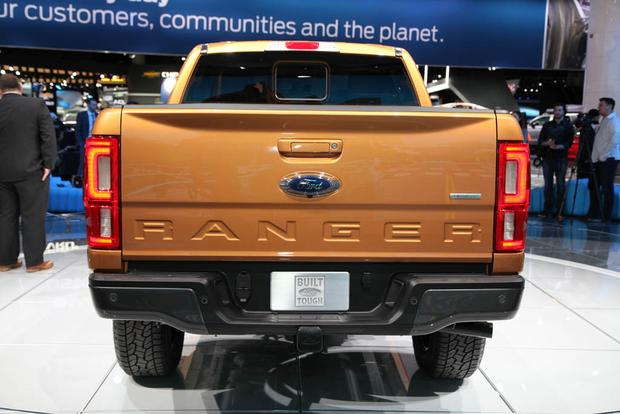 2019 Ford Ranger: Detroit Auto Show featured image large thumb4