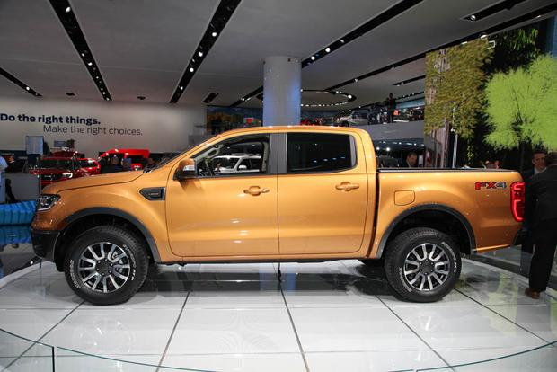 2019 Ford Ranger: Detroit Auto Show featured image large thumb5