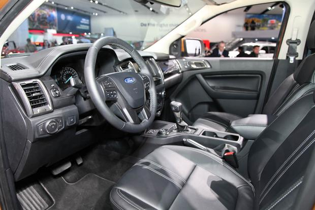 2019 Ford Ranger: Detroit Auto Show featured image large thumb6