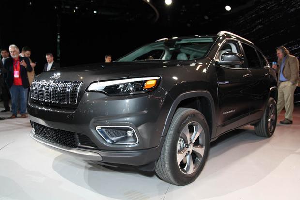 2019 Jeep Cherokee: Detroit Auto Show