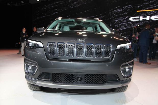 2019 Jeep Cherokee: Detroit Auto Show - Autotrader