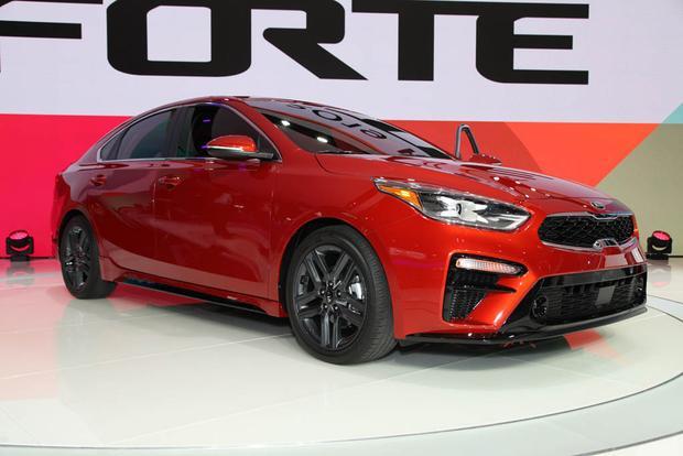 2019 Kia Forte: Detroit Auto Show