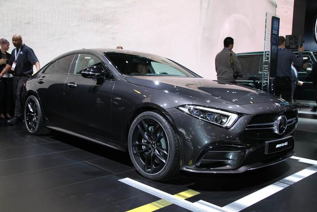 2019 Mercedes-AMG CLS 53, 2019 Mercedes-AMG E 53 Coupe and Cabriolet: Detroit Auto Show featured image large thumb0