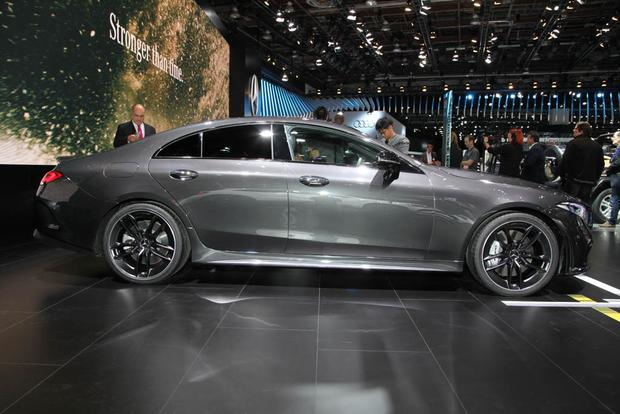2019 Mercedes-AMG CLS 53, 2019 Mercedes-AMG E 53 Coupe and Cabriolet: Detroit Auto Show featured image large thumb2