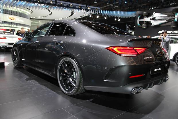 2019 Mercedes-AMG CLS 53, 2019 Mercedes-AMG E 53 Coupe and Cabriolet: Detroit Auto Show featured image large thumb3