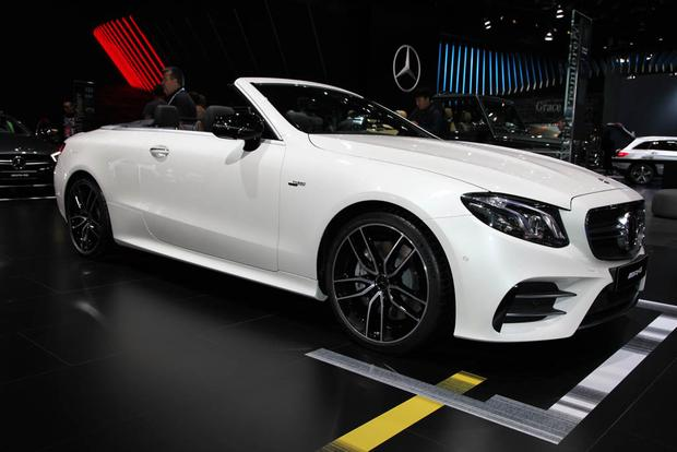 2019 Mercedes-AMG CLS 53, 2019 Mercedes-AMG E 53 Coupe and Cabriolet: Detroit Auto Show featured image large thumb7