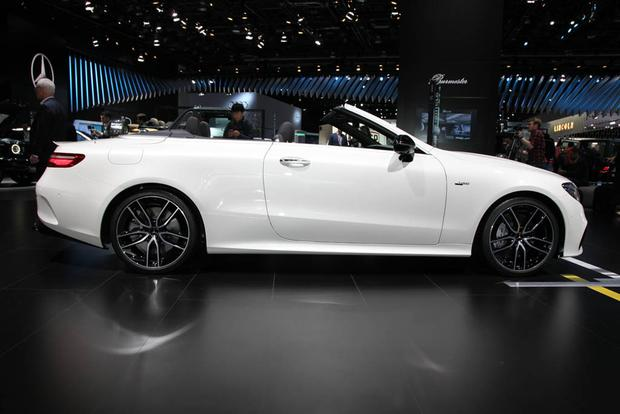 2019 Mercedes-AMG CLS 53, 2019 Mercedes-AMG E 53 Coupe and Cabriolet: Detroit Auto Show featured image large thumb8