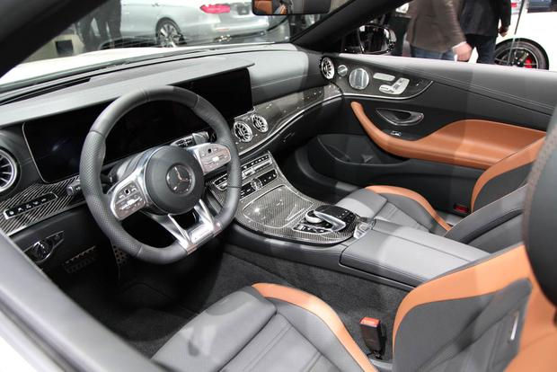 2019 Mercedes-AMG CLS 53, 2019 Mercedes-AMG E 53 Coupe and Cabriolet: Detroit Auto Show featured image large thumb10