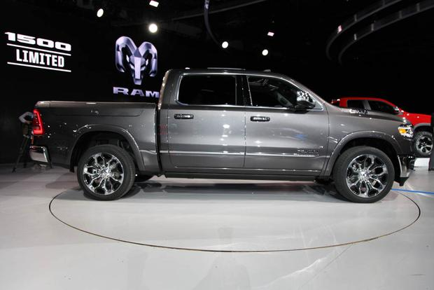 2019 Ram 1500: Detroit Auto Show featured image large thumb1