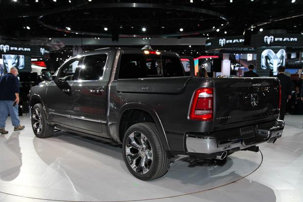 2019 Ram 1500: Detroit Auto Show featured image large thumb2