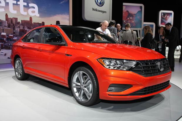 2019 Volkswagen Jetta: Detroit Auto Show featured image large thumb0