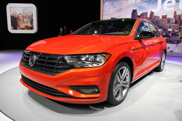 2019 Volkswagen Jetta: Detroit Auto Show featured image large thumb2