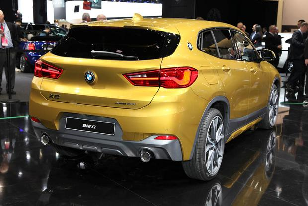 2018 BMW X2 and 2019 BMW i8 Coupe: Detroit Auto Show featured image large thumb1