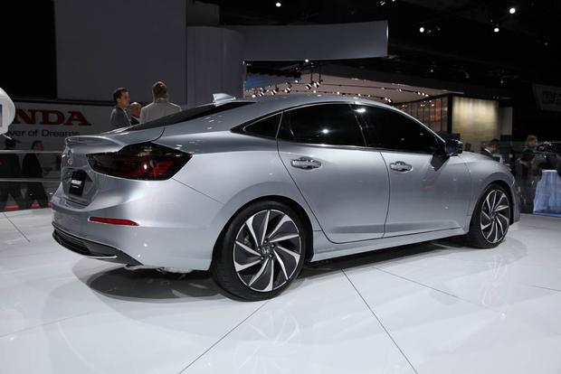 2019 Honda Insight: Detroit Auto Show featured image large thumb2