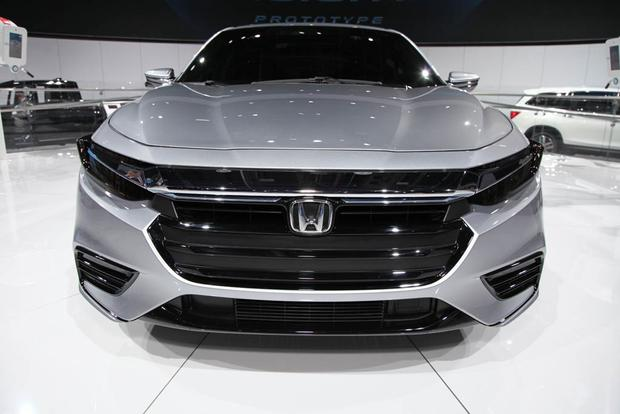 2019 Honda Insight: Detroit Auto Show featured image large thumb3