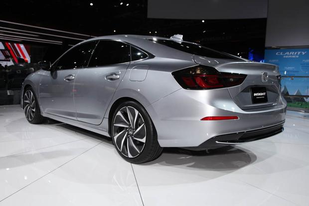 2019 Honda Insight: Detroit Auto Show featured image large thumb4